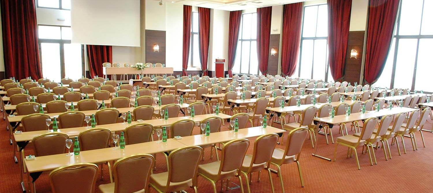 Image courtesy of Polis Thessaloniki Convention Centre - Conference Room 2 - Greece