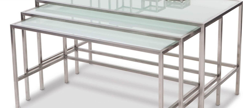 Steel & Style Buffet Table Hero Shot_3