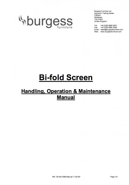 Bi-fold_OM_Manual_11-02-09