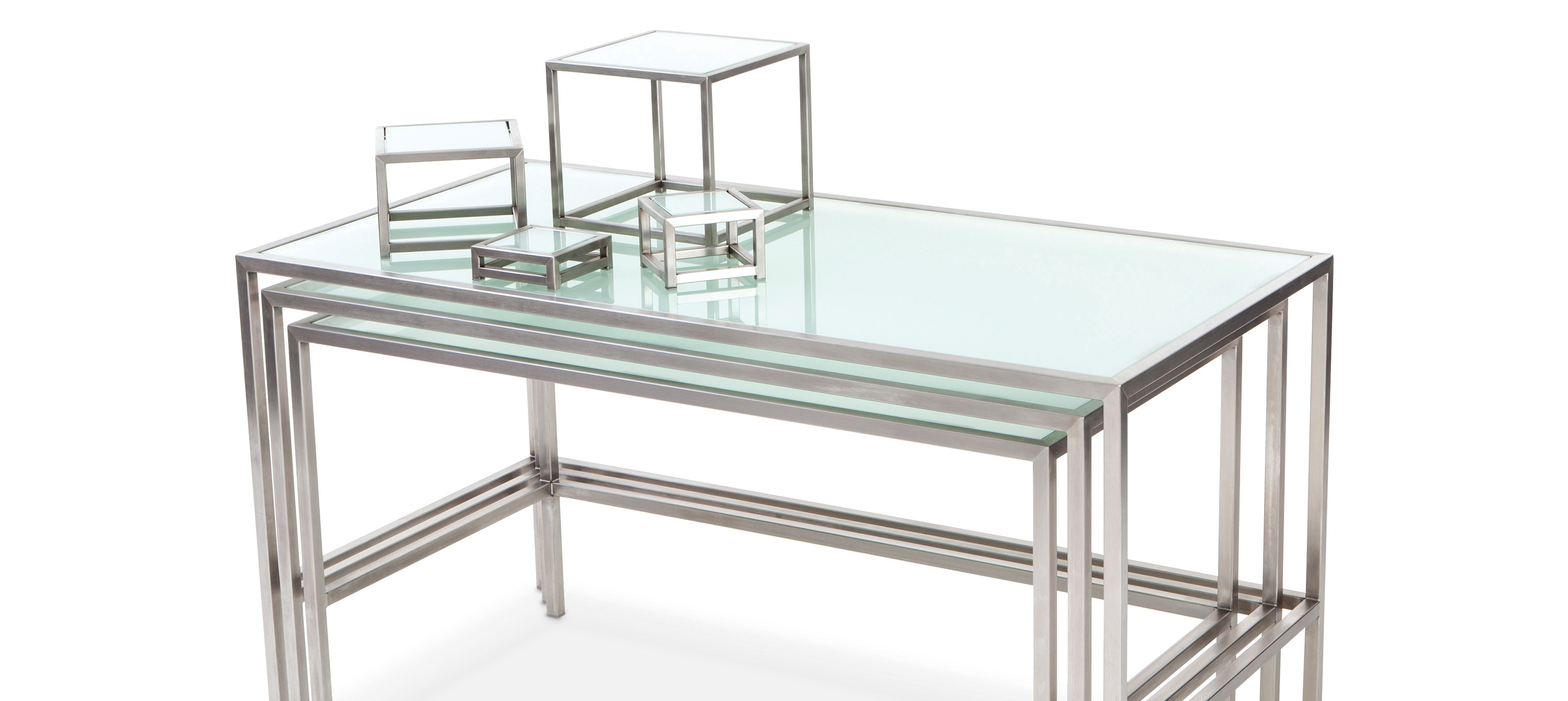 Steel & Style Buffet Table Hero Shot_2